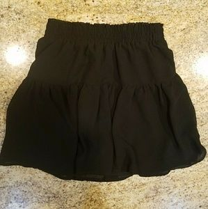 Dresses & Skirts - Black Mini Skirt